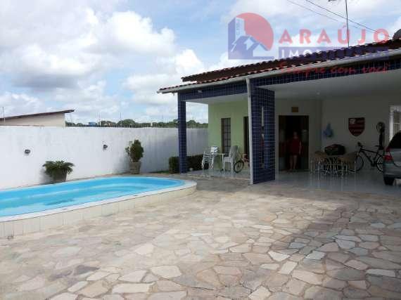 Casa residencial à venda, Bessa, João Pessoa - CA0128.