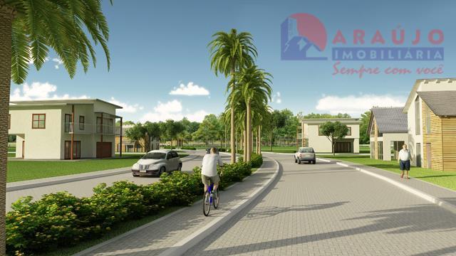 Terreno residencial à venda, Povoado, Alhandra.