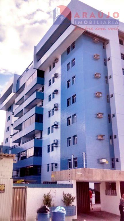 Apartamento espaçoso à venda, Aeroclube, João Pessoa.
