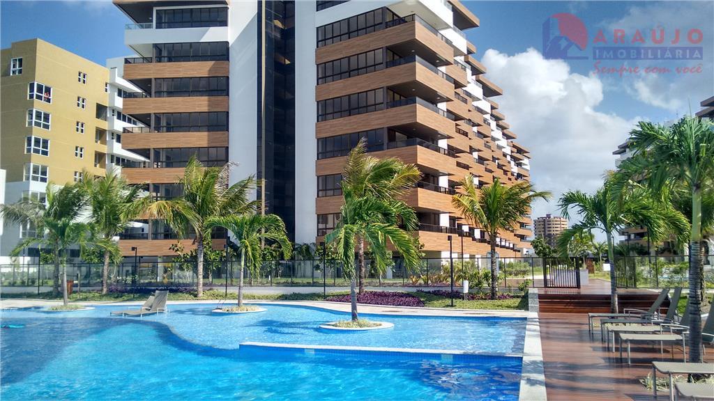 Apartamento residencial à venda, Intermares, Cabedelo.