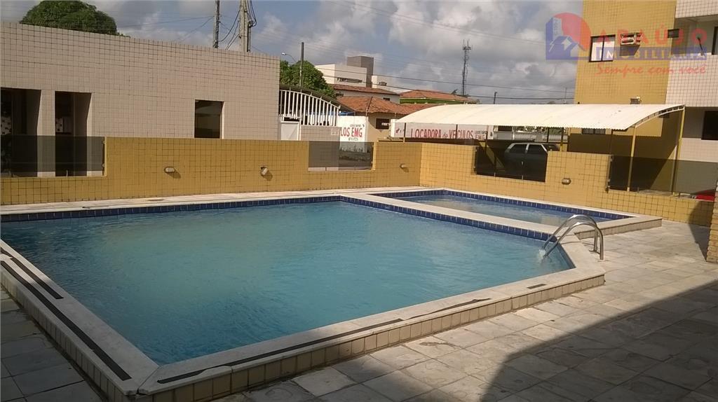 Apartamento residencial à venda, João Paulo II, João Pessoa.