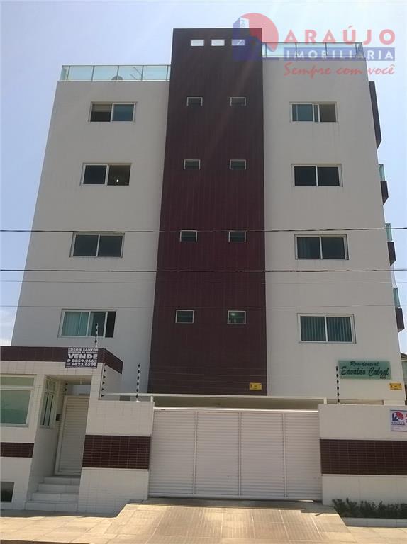 Apartamento residencial para locação, Intermares, Cabedelo.