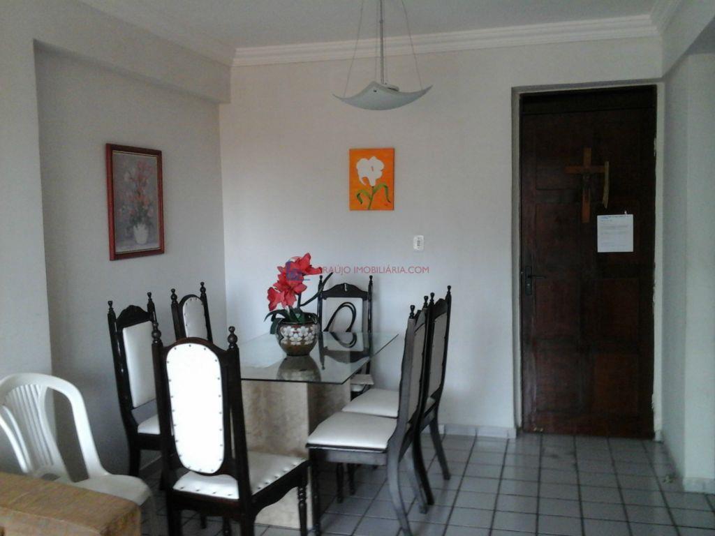 Apartamento residencial à venda, Bessa, João Pessoa - AP0618.