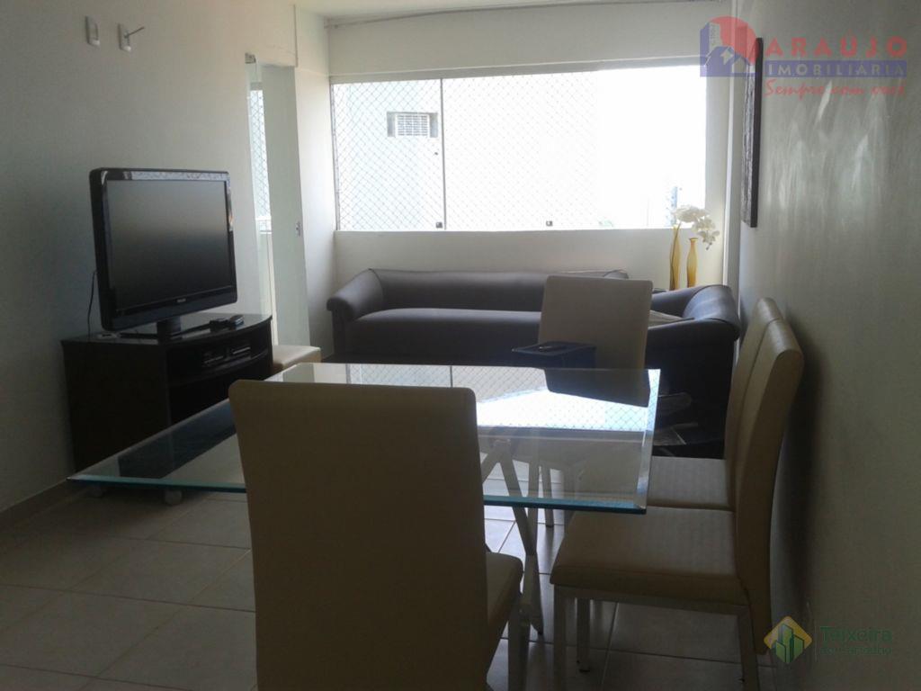 Apartamento residencial para venda e locação, Camboinha, Cabedelo - AP0636.