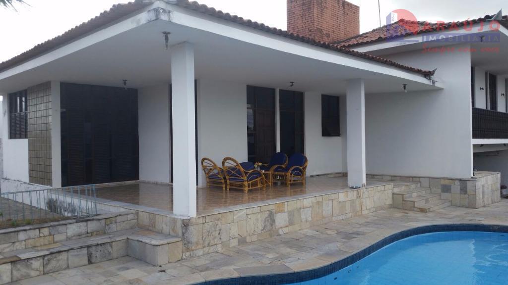 Casa residencial à venda, Cristo Redentor, João Pessoa.
