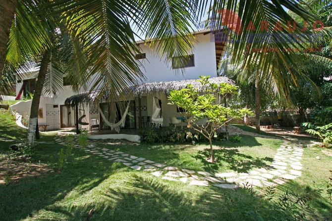 Casa residencial à venda, Barra de Cunhaú, Canguaretama.