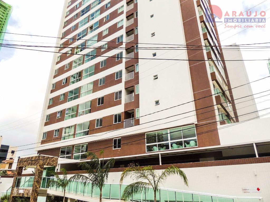 Apartamento residencial à venda, Bessa, João Pessoa - AP0726.
