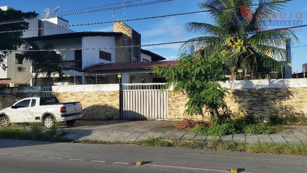 Casa comercial para locação, Bessa, João Pessoa.