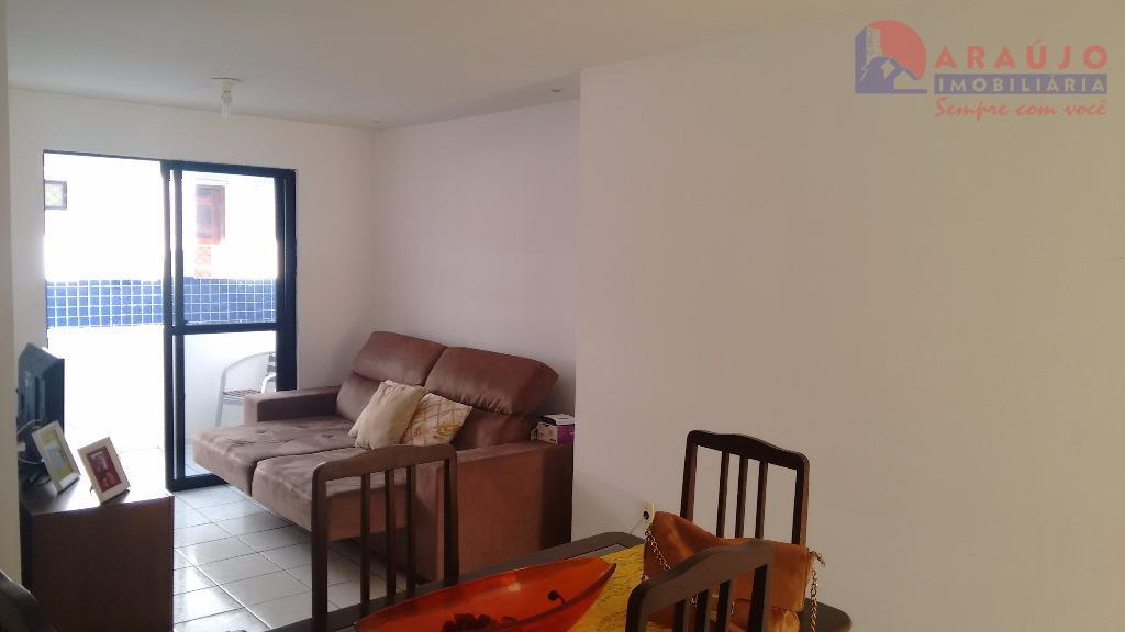 Apartamento à venda no Bessa.
