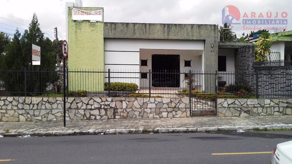 Casa comercial à venda, Pedro Gondim, João Pessoa - CA0270.