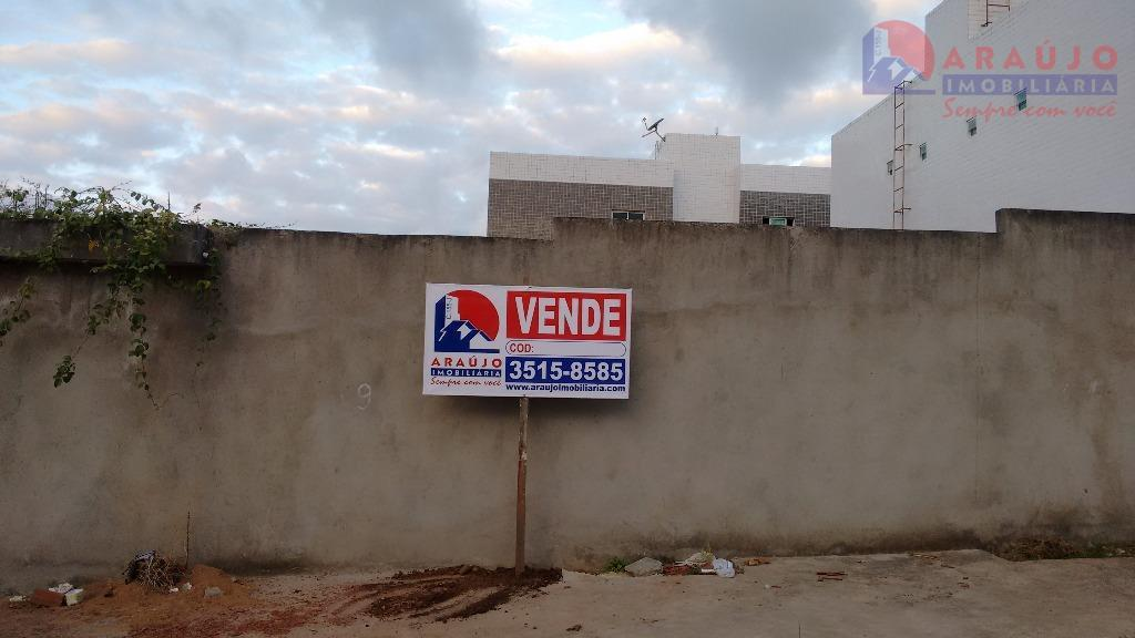 Terreno residencial à venda, Ernesto Geisel, João Pessoa.