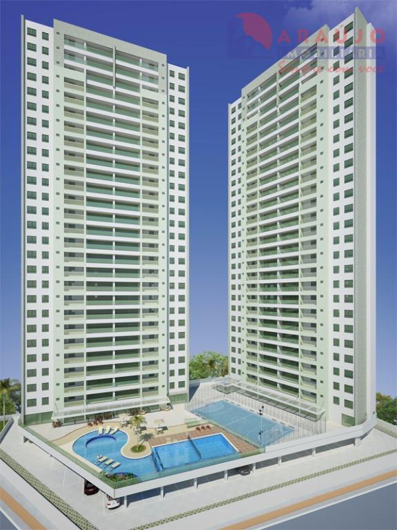 Apartamento  residencial à venda, João Agripino, João Pessoa.
