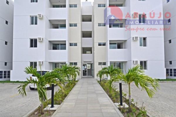Apartamento  residencial para venda e locação, Cuiá, João Pessoa.