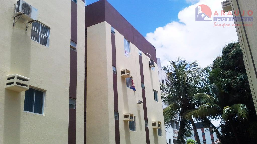 Apartamento  residencial para locação, Jardim Cidade Universitária, João Pessoa.