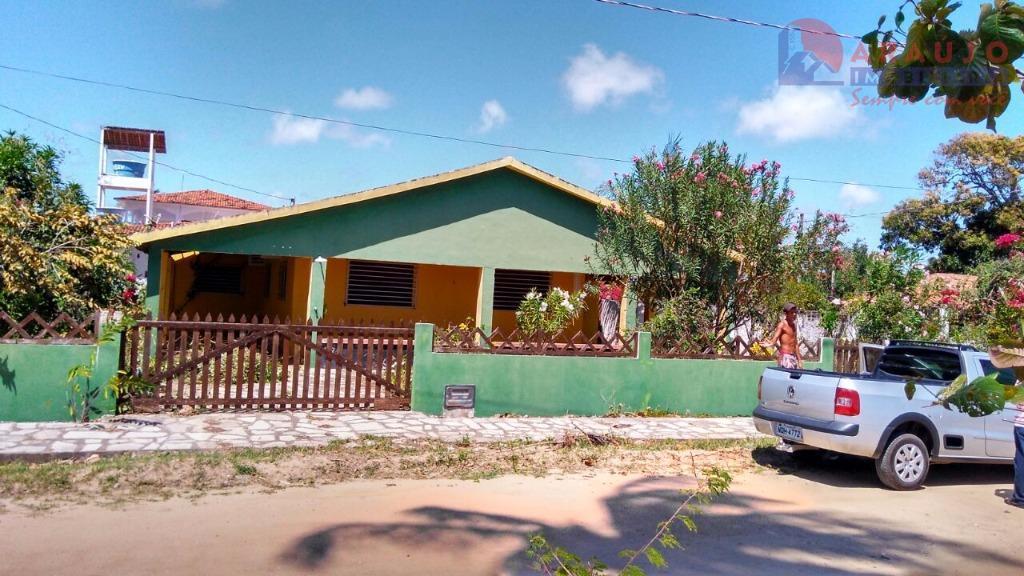 Casa residencial à venda, Centro, Lucena.