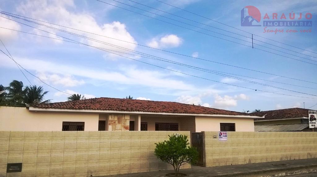 Casa residencial à venda, Rangel, João Pessoa.