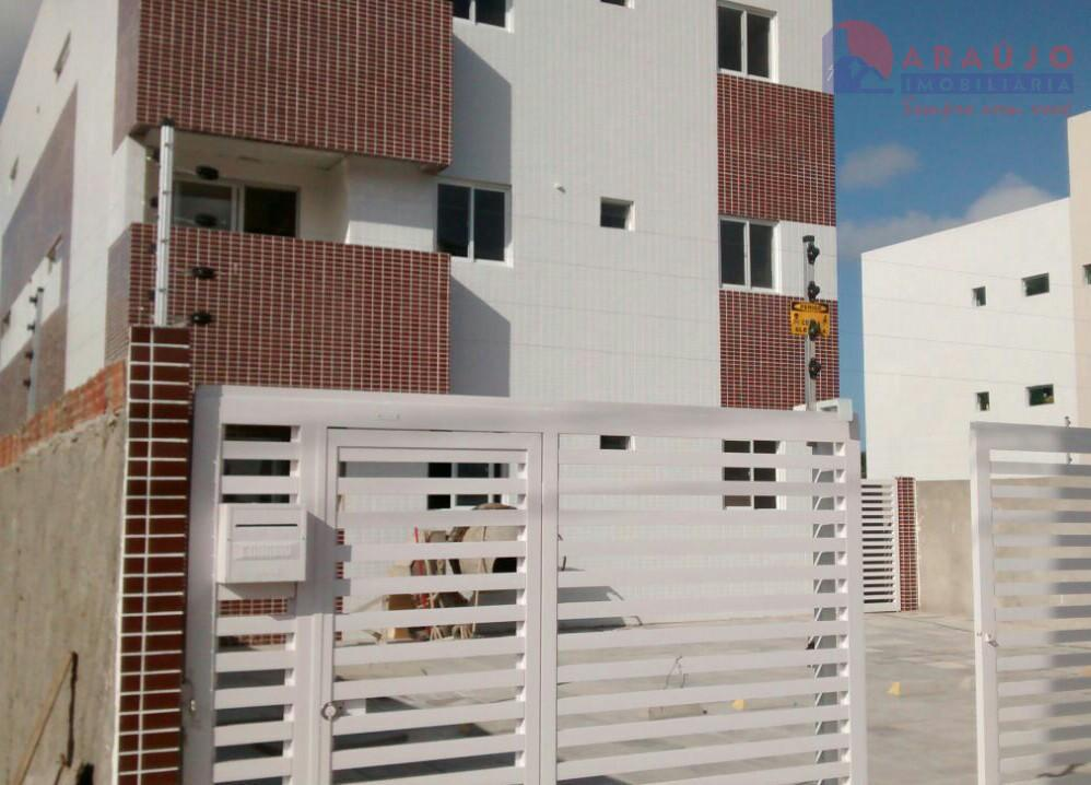 Apartamento residencial à venda, Cidade dos Colibris, João Pessoa.