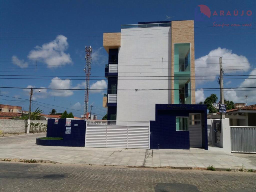 Apartamento residencial à venda, Cristo Redentor, João Pessoa.