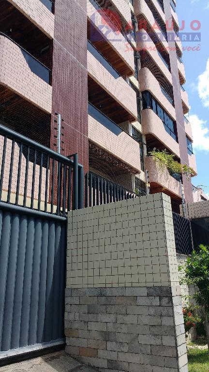 Apartamento residencial para venda e locação, Manaíra, João Pessoa.