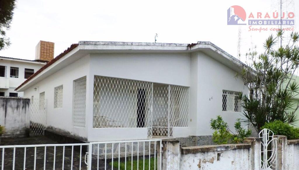 Casa residencial à venda, Centro, João Pessoa.