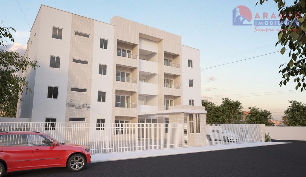 Apartamento residencial à venda, Rangel, João Pessoa.