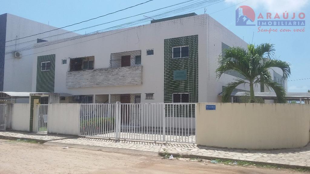 Apartamento residencial para locação, Gramame, João Pessoa.