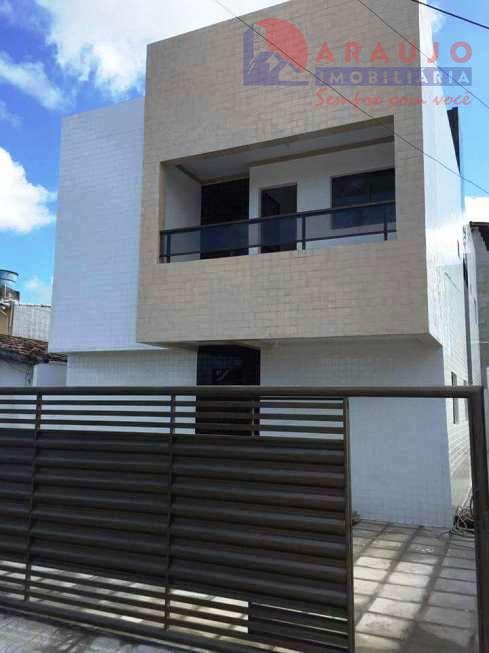 Apartamento residencial à venda, José Américo de Almeida, João Pessoa.