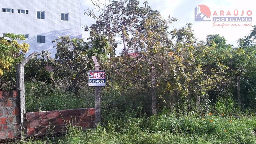 Terreno residencial à venda, Altiplano, João Pessoa - TE0037.