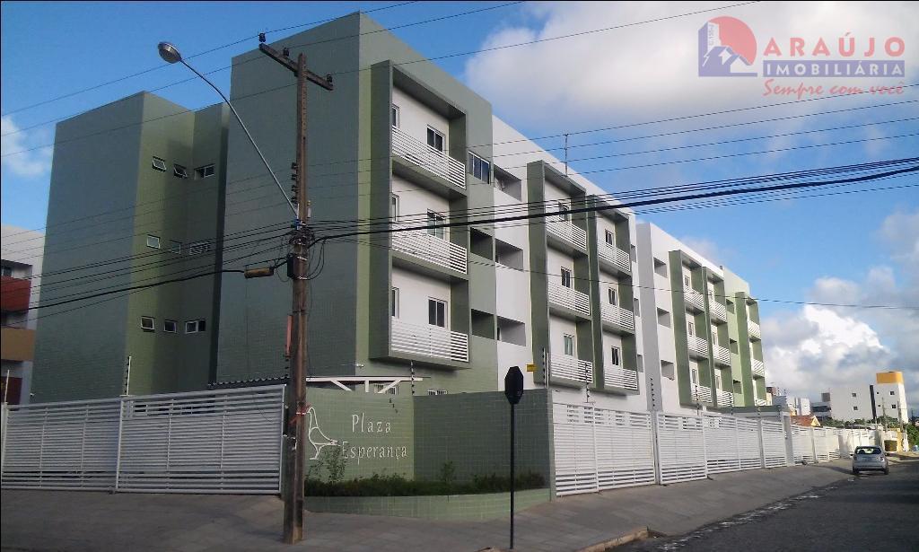 Apartamento residencial para locação, Planalto Boa Esperança, João Pessoa.