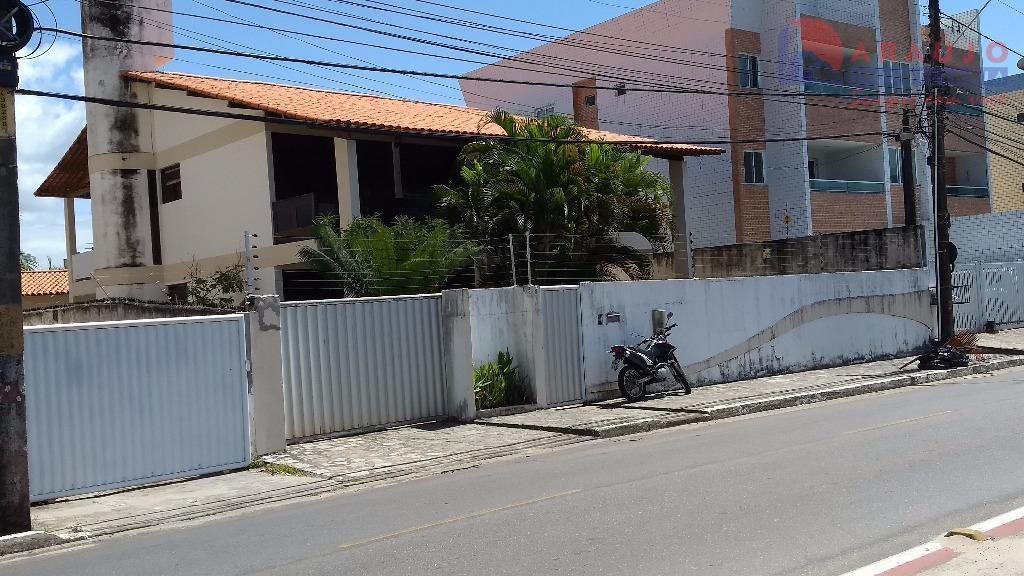 Casa residencial para locação, Bessa, João Pessoa.