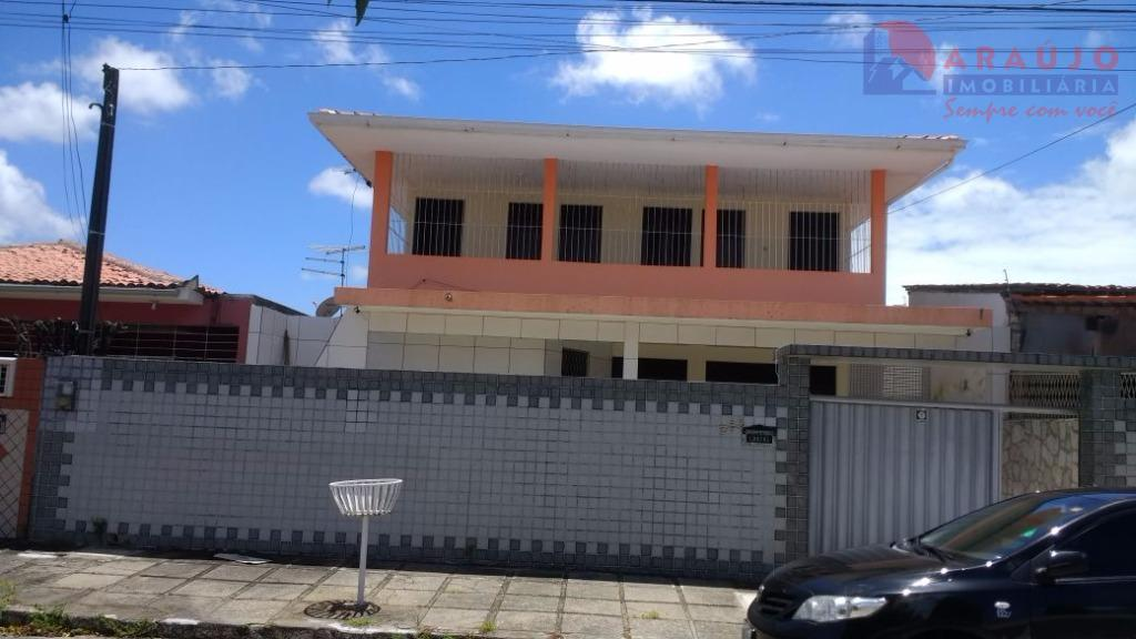 Casa residencial para locação, Bairro dos Estados, João Pessoa.