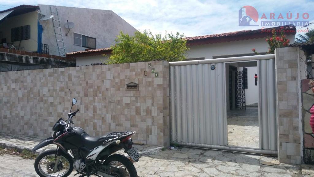 Casa residencial para locação, Centro, Cabedelo.