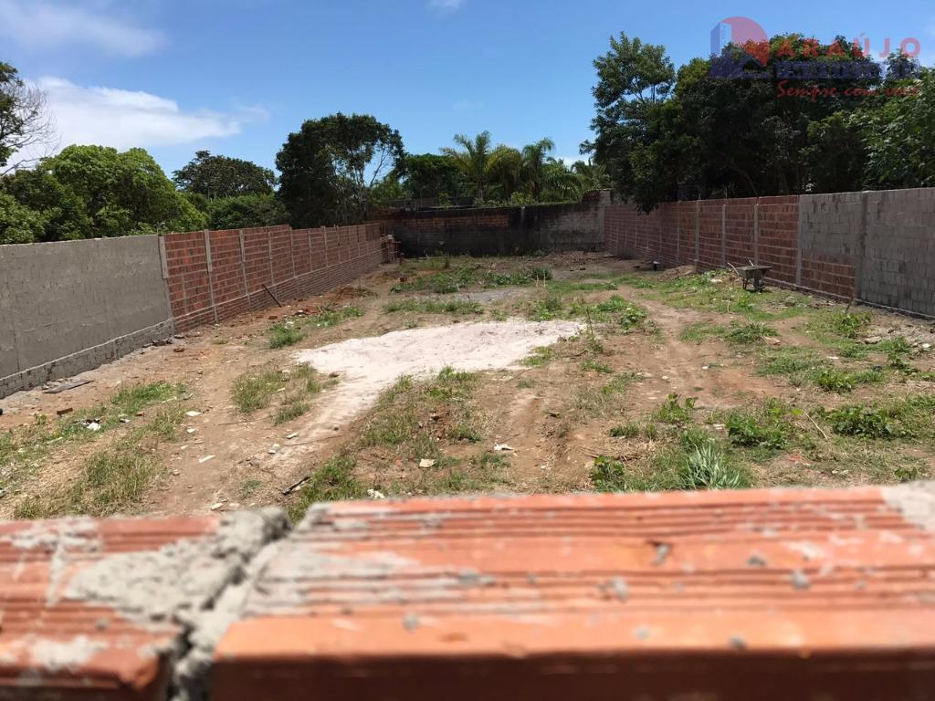 Terreno residencial à venda, Portal do Sol, João Pessoa.
