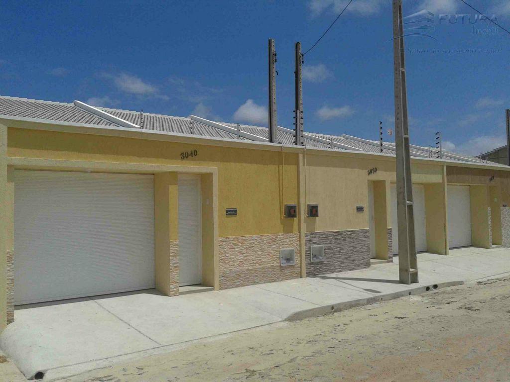 Casa plana à venda, Edson Queiroz, Fortaleza - R$ 350.000,00