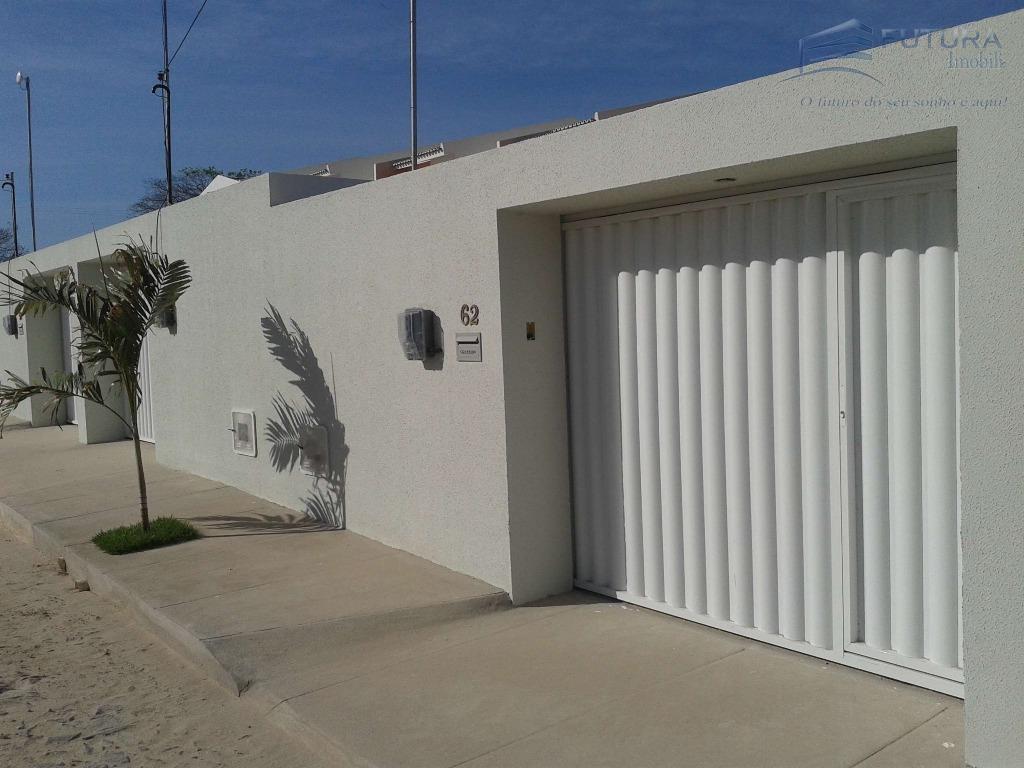 Casa residencial à venda, Pedras, Itaitinga R$ 164.800,00