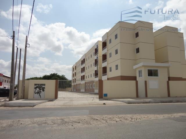 Apartamento  à venda, Álvaro Weyne, Fortaleza - R$ 157.000,00