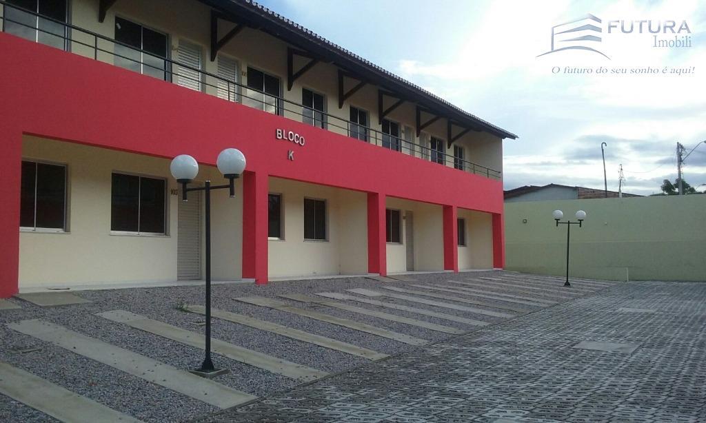 Apartamento  residencial à venda, Parque Presidente Vargas, Fortaleza.