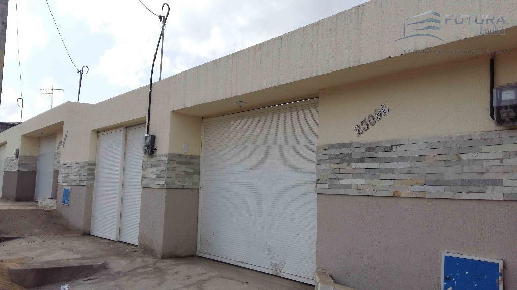 Casa  residencial à venda, Siqueira, Fortaleza R$ 130.000,00