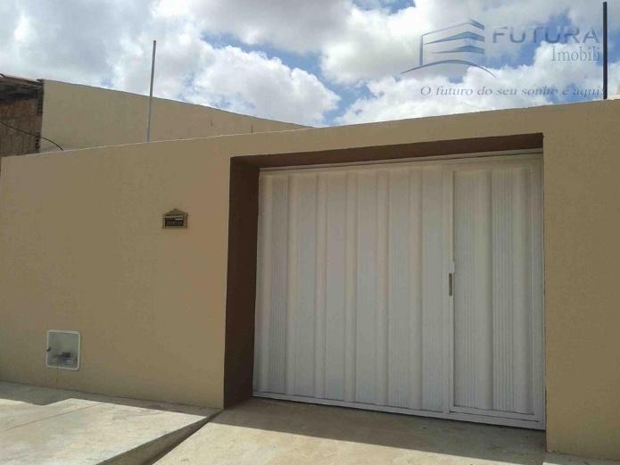 Casa plana residencial à venda, Mondubim, Fortaleza R$ 205.000,00