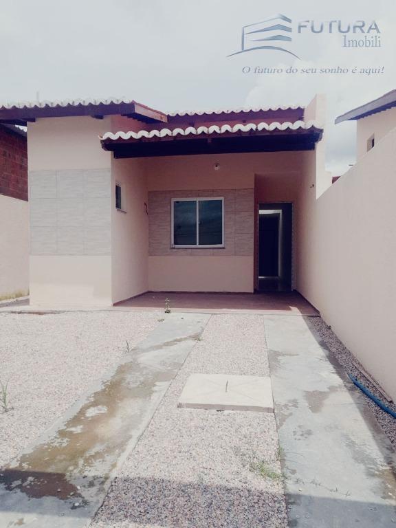 Casa residencial à venda, Jaçanaú, Maracanaú.