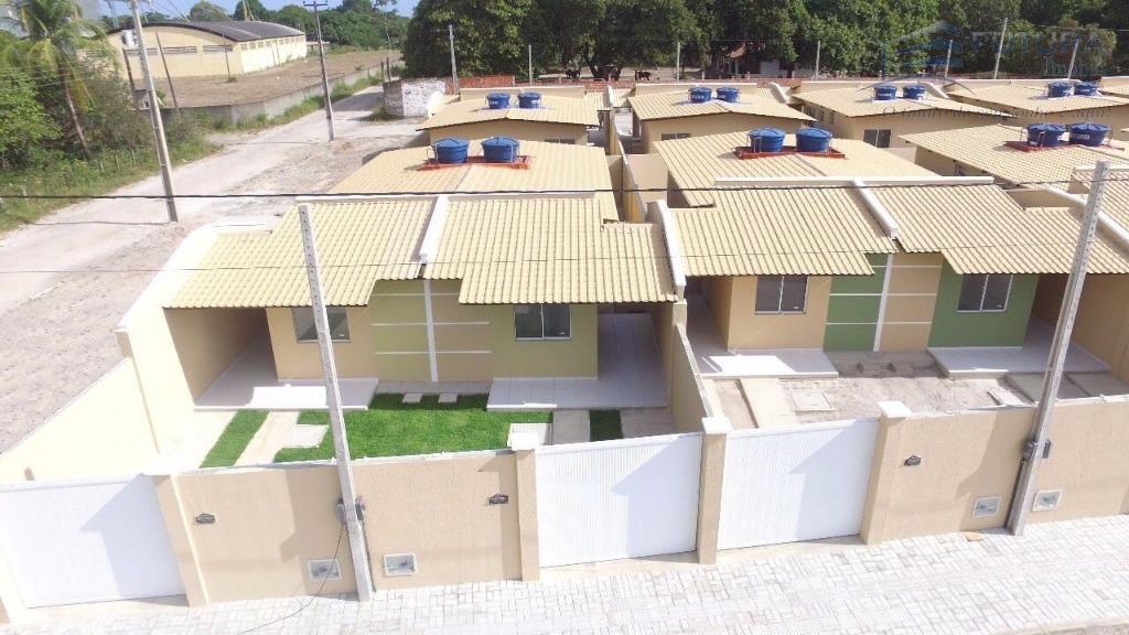 Casa residencial à venda, Parque Tijuca, Maracanaú.