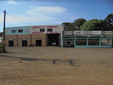 Barracão  comercial à venda, Alto Cascavel, Guarapuava.