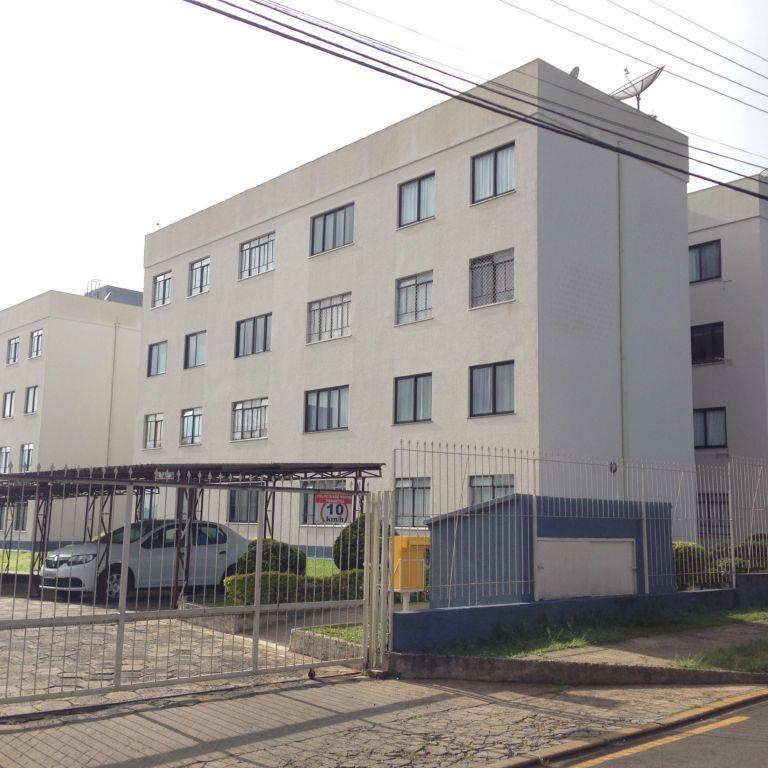 Apartamento residencial à venda, Santa Cruz, Guarapuava.