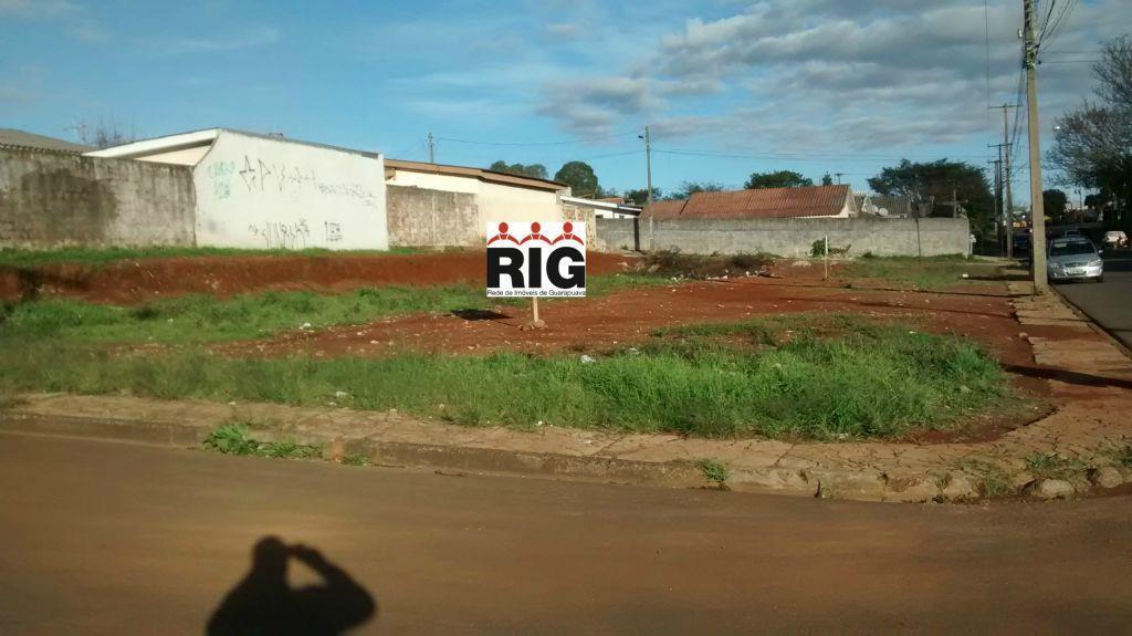 Terreno  à venda, Boqueirão, Guarapuava.