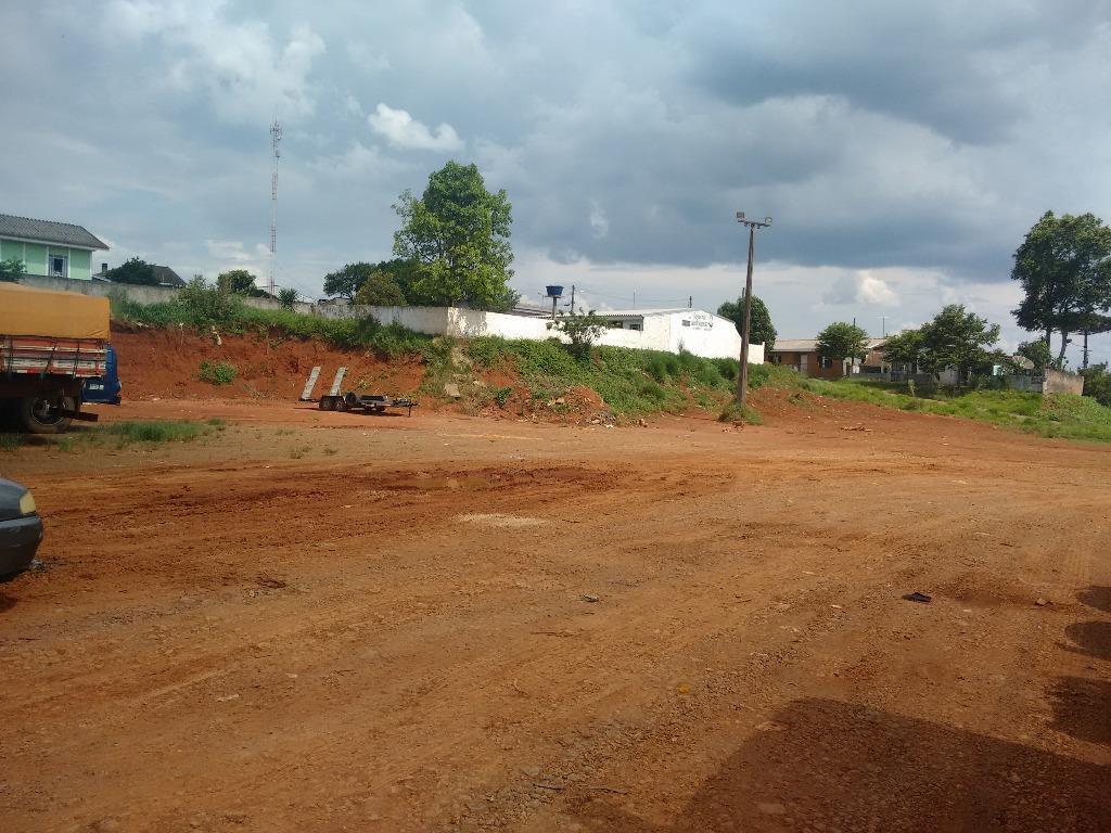 Terreno comercial à venda, Boqueirão, Guarapuava.