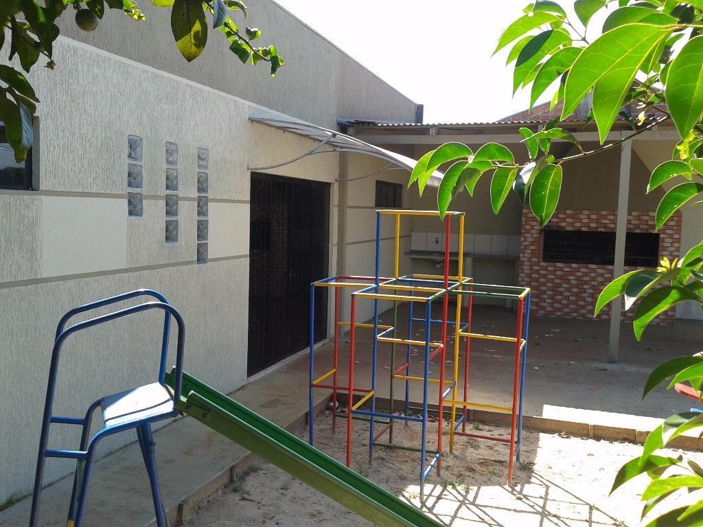 Casa Mista + Meia-Água à venda, Vila Bela, Guarapuava.