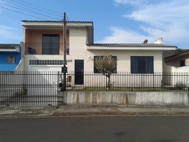 Sobrado  residencial à venda, Bonsucesso, Guarapuava.