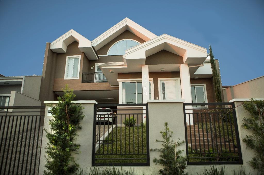 Sobrado residencial à venda, Dos Estados, Guarapuava.