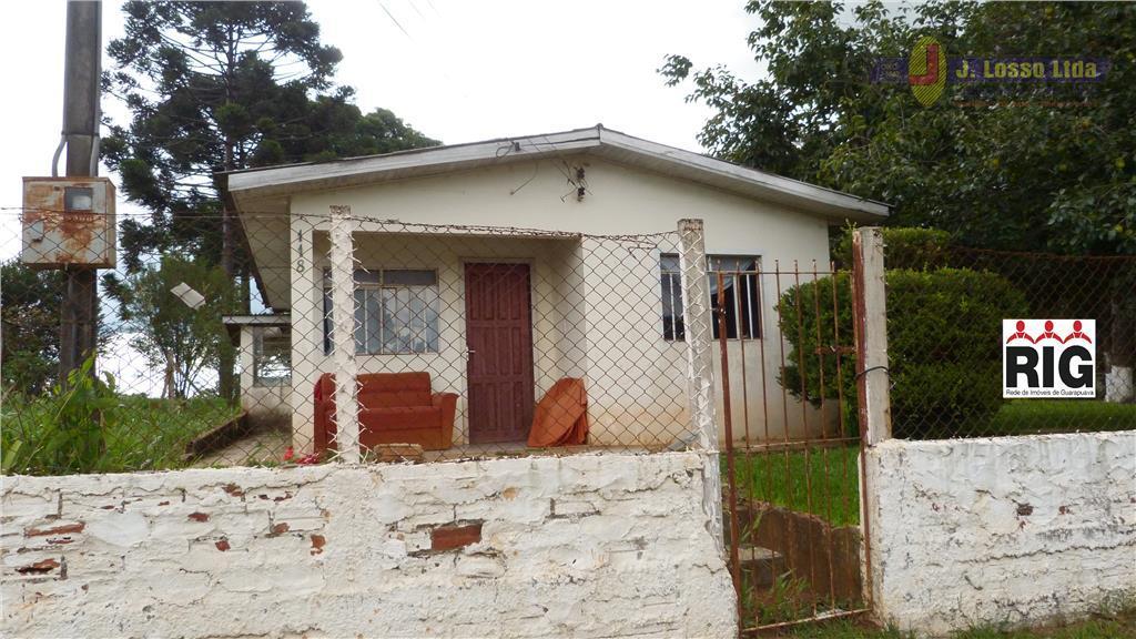 Terreno residencial à venda, Vila Bela, Guarapuava.