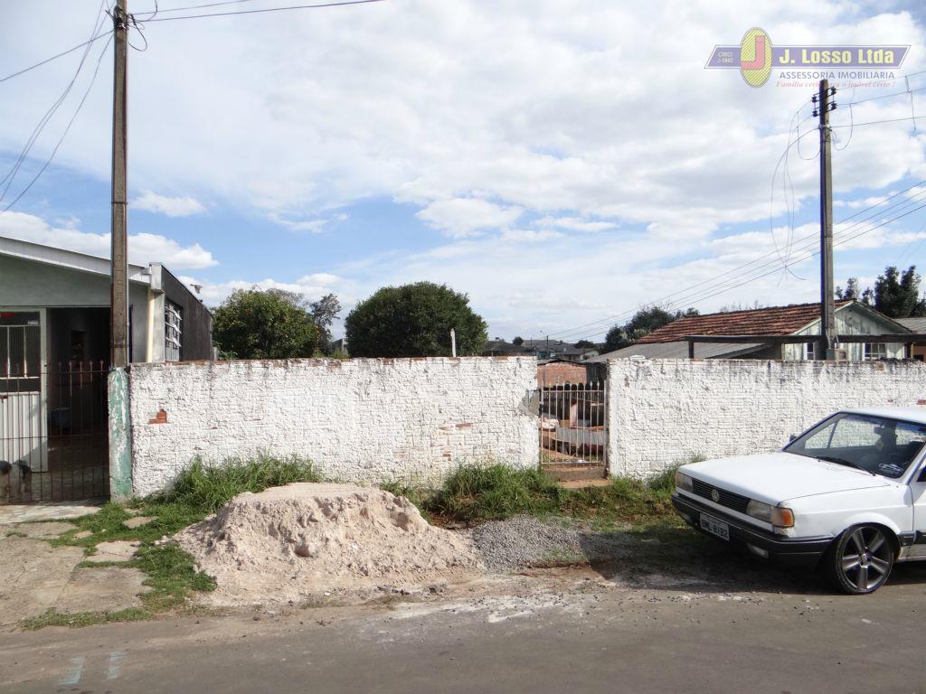 Terreno  residencial à venda, Santana, Guarapuava.